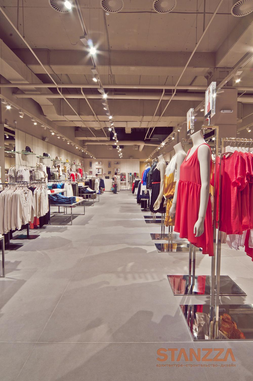 Mango Fashion Store Stanzza # Muebles Fashion