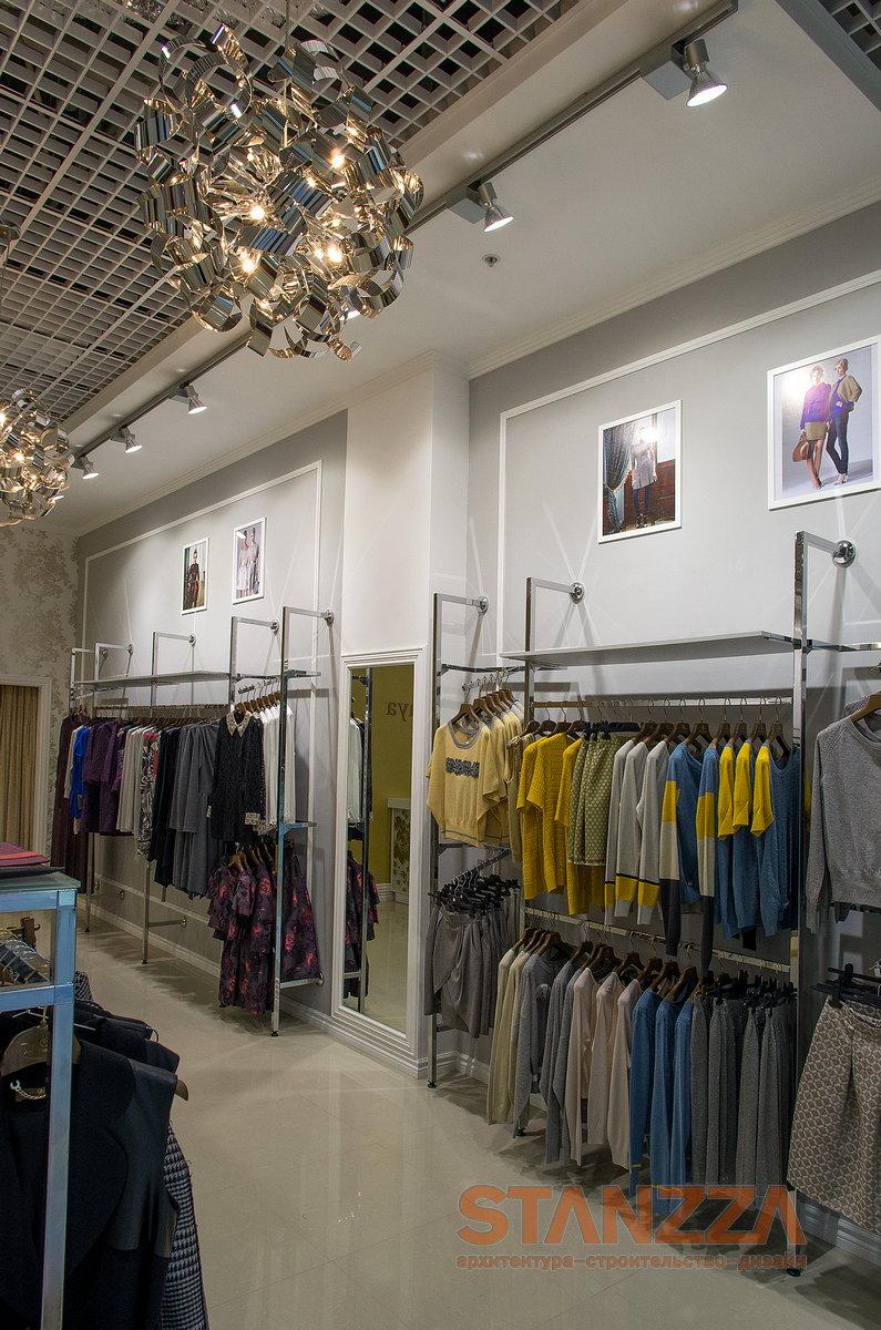 Alena Gorodetskaya Fashion Store Stanzza # Muebles Fashion
